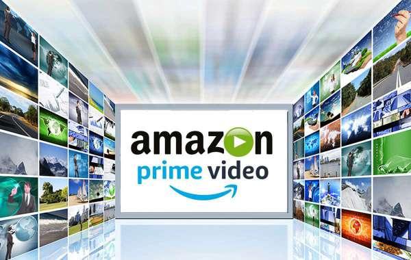 Enter Amazon prime activation code - amazon.com/mytv